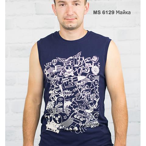Майка мужская MS 6129