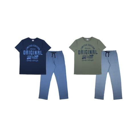 Комплект мужской (футболка, брюки)