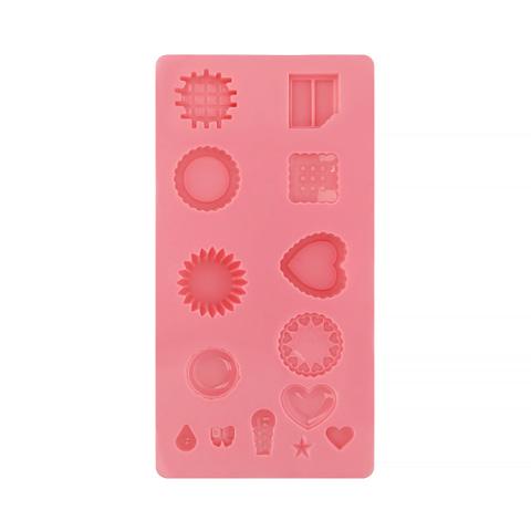 Формочка для декоративных сладостей Candy Clay 10-0041