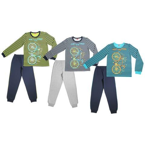 Пижама для мальчика CAJ 5299