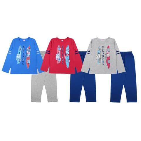 Пижама для мальчика CAJ 5346