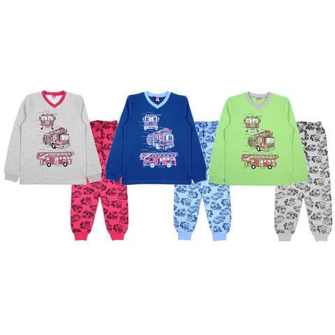 Пижама для мальчика CAJ 5349