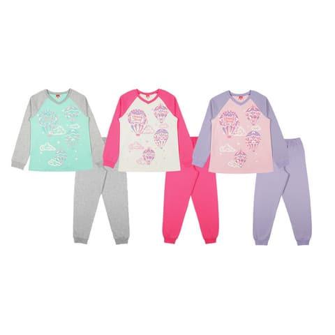 Пижама для девочки CAJ 5388