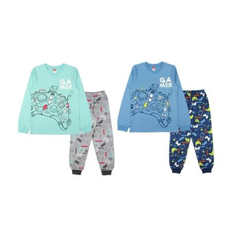 Комплект для мальчика (джемпер, брюки) CAJ 5444