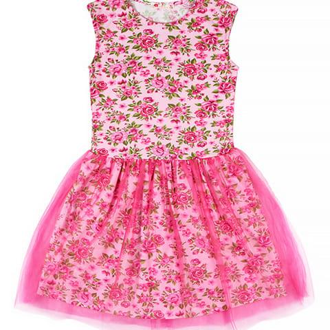 Платье для девочки CAJ 61523