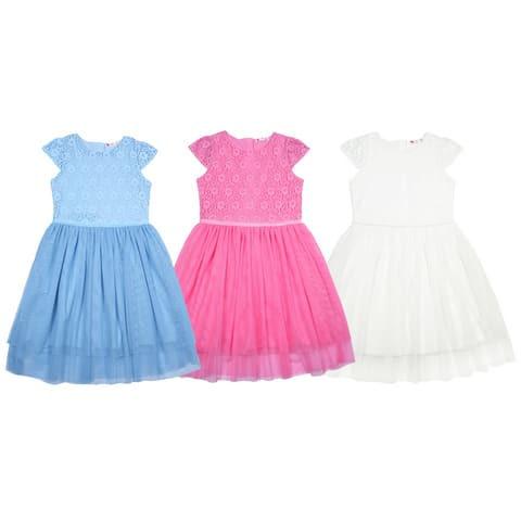 Платье для девочки CAJ 61686