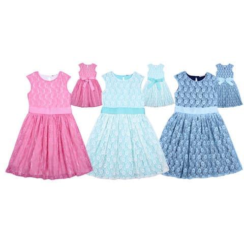 Платье для девочки CAJ 61687