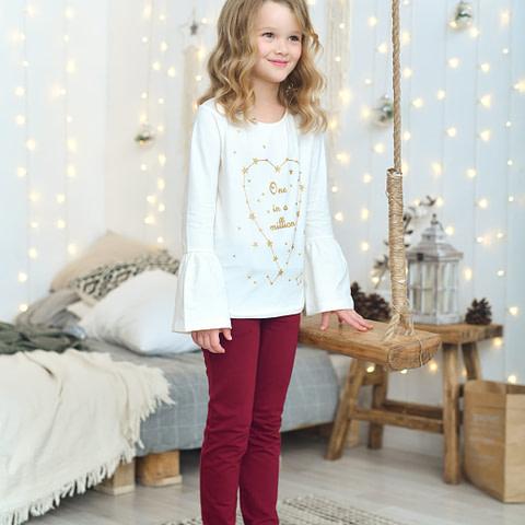 Блуза для девочки CAJ 61950