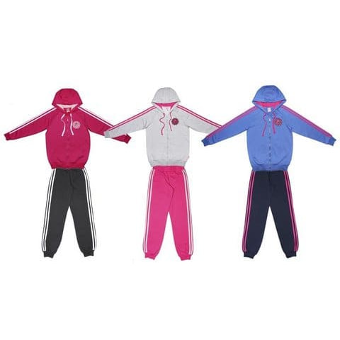 Комплект для девочки (куртка, брюки) CAJ 9486