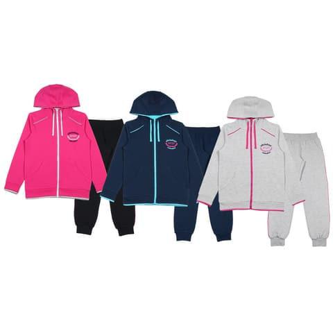 Костюм для девочки (куртка, брюки) CAJ 9748