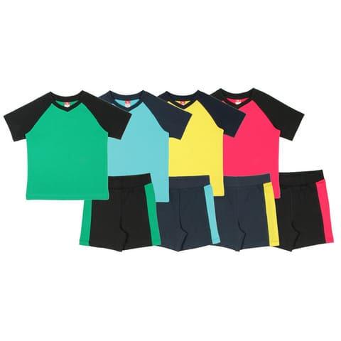 Комплект для мальчика (футболка, шорты) CAJ 9856