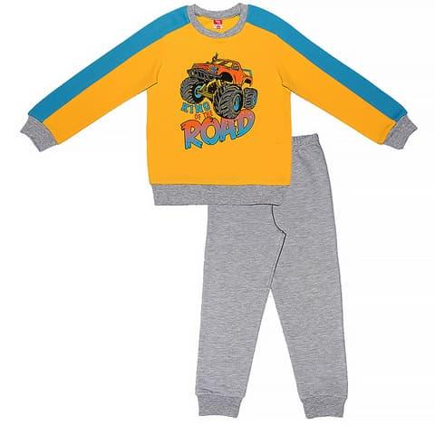 Пижама для мальчика CAK 5272