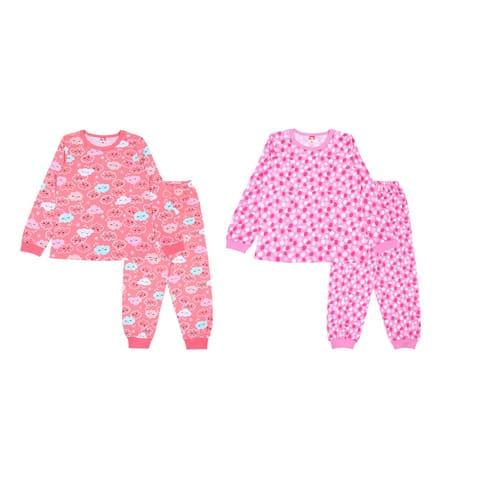 Пижама для девочки CAK 5374