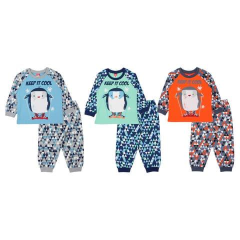 Пижама для мальчика CAK 5390