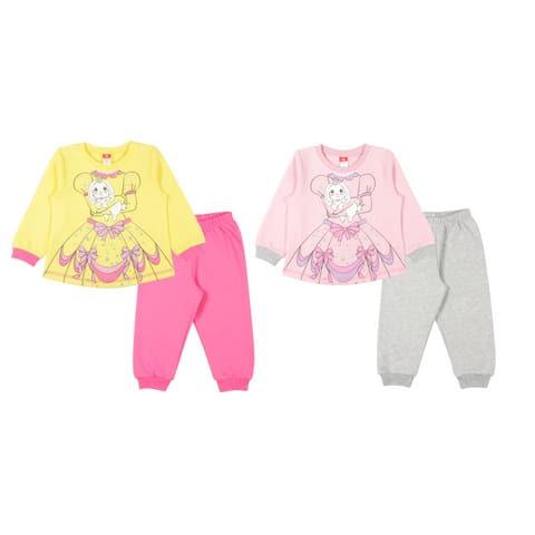Комплект для девочки (джемпер, брюки) CAK 5426