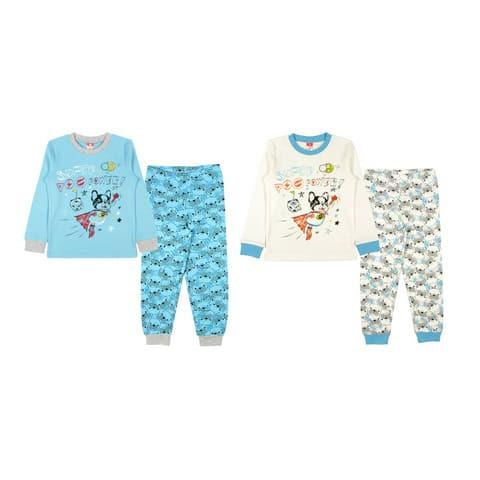 Комплект для мальчика (джемпер, брюки) CAK 5441