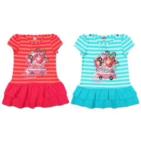 Платье для девочки CAK 61181