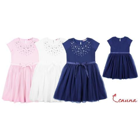 Платье для девочки CAK 61947