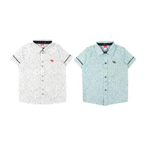 Рубашка для мальчика CANB 62720