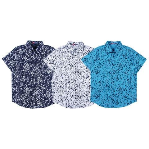 Рубашка для мальчика CJ 6T090