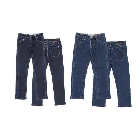 Брюки джинсовые для девочки CJ 7J030