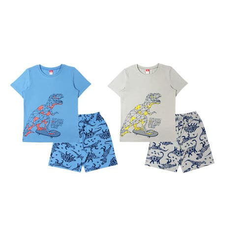 Комплект для мальчика (футболка, шорты) CSJ 5415