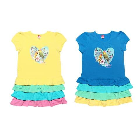 Платье для девочки CSK 61332