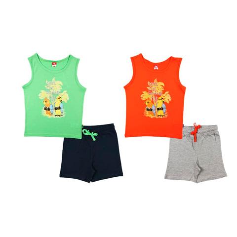 Комплект для мальчика (майка, шорты) CSK 9634