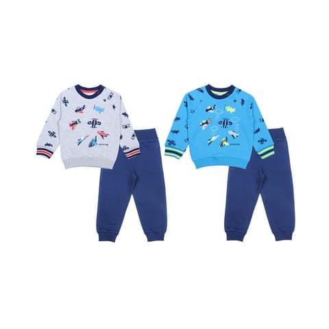 Комплект для мальчика (джемпер, брюки) CWB 9689