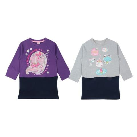 Платье для девочки CWK 62255