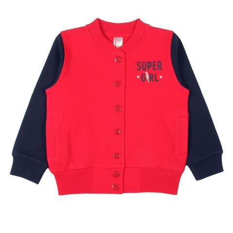 Куртка для девочки CWK 62264