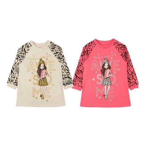 Платье для девочки CWK 62469