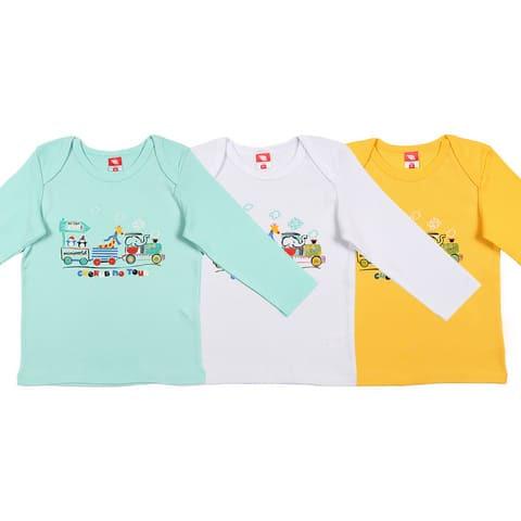 Рубашечка ясельная CWN 61421