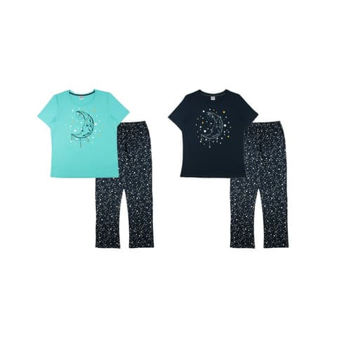 Комплект женский (футболка, брюки)