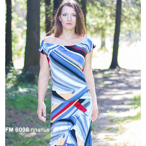 Платье женское FM 6096