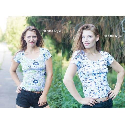 Блуза женская FS 6039
