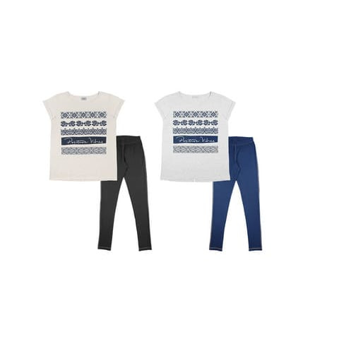 Комплект женский (туника, лосины) FS 9142