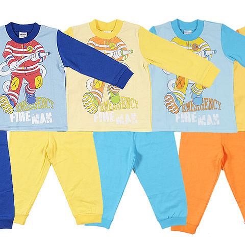 Пижама для мальчика CAB 5163