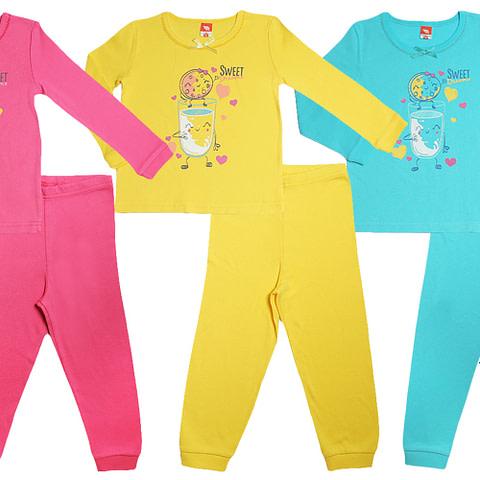 Пижама для девочки CAB 5302
