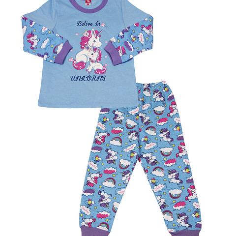 Пижама для девочки CAB 5304