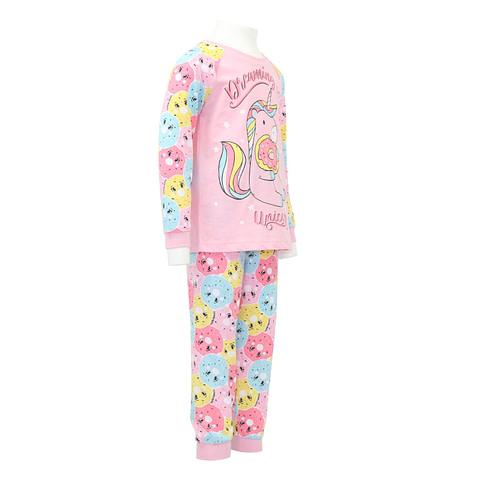Комплект для девочки (джемпер, брюки) CAB 5418