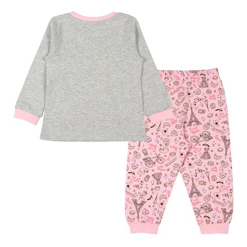 Комплект для девочки (джемпер, брюки) CAB 5419