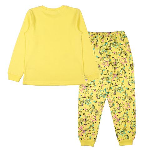 Комплект для девочки (джемпер, брюки) CAJ 5434