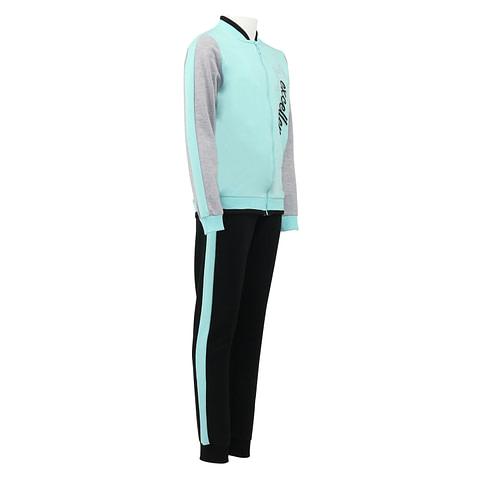 Костюм для девочки (куртка, брюки) CAJ 9858