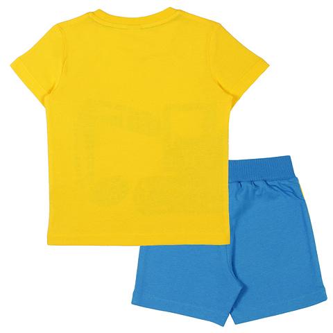 Комплект для мальчика (футболка, шорты) CAK 9873