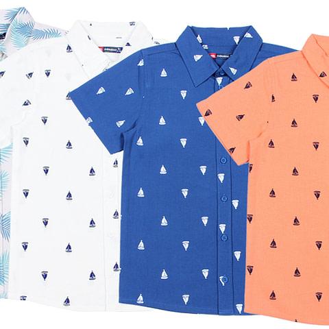 Рубашка для мальчика CK 6T086