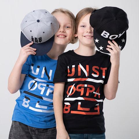 Футболка для мальчика CSJB 62648