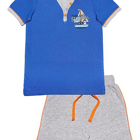 Комплект для мальчика (футболка, шорты) CSK 9583