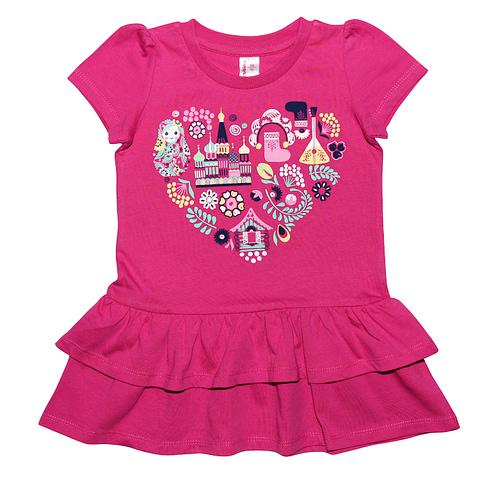 Платье для девочки CSK 61392