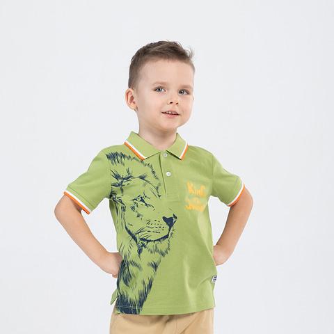 Рубашка-поло для мальчика CSKB 62683